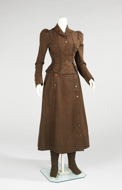1896–1898 Cycle Suit