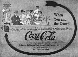 1908 Coca-Cola ad