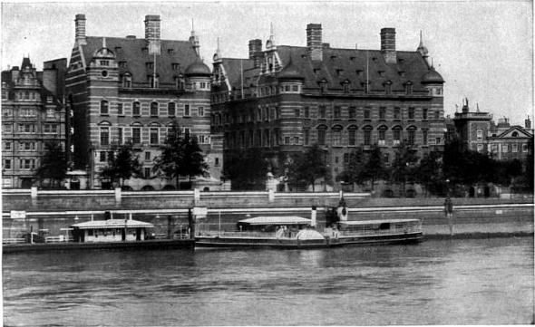 Scotland Yard, 1911