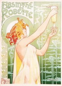 absinthe ad