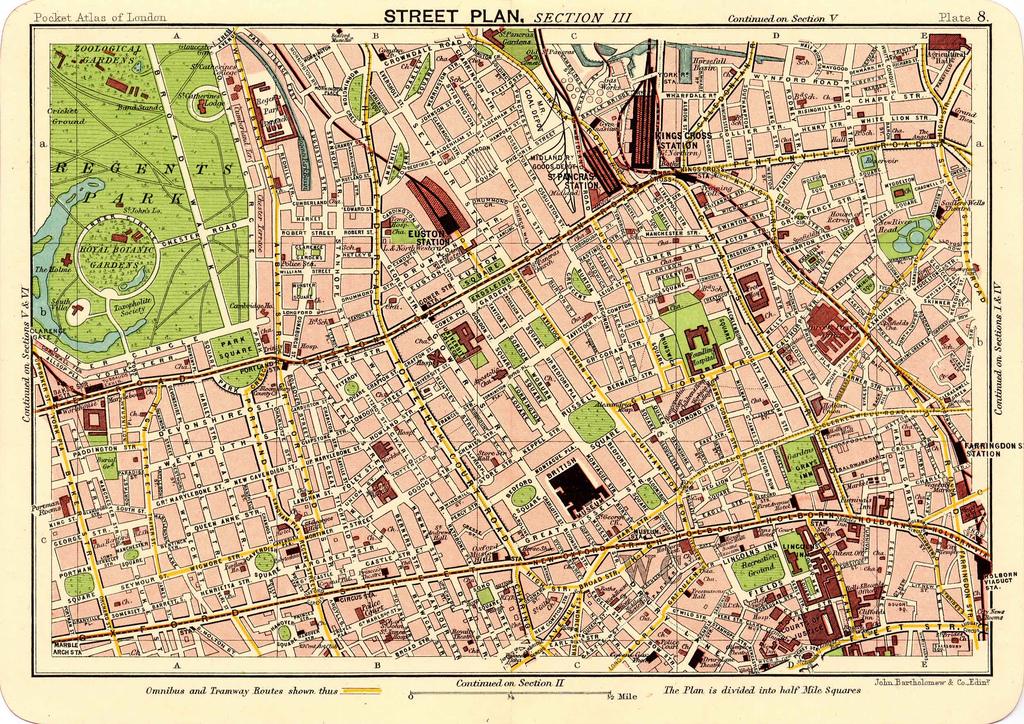 1900s Bloomsbury