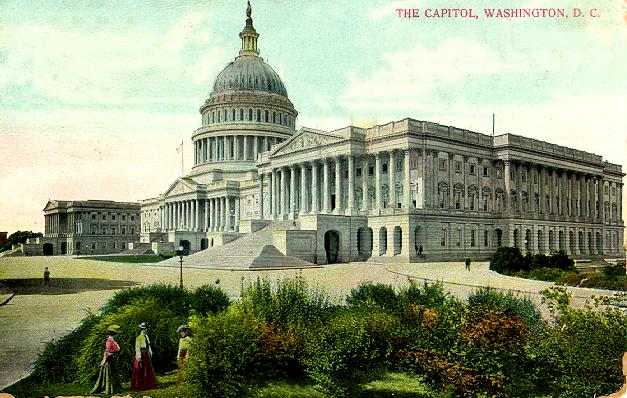 the capitol building washingtondc