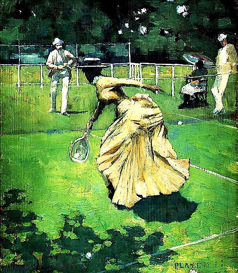 Played by Sir John Lavery