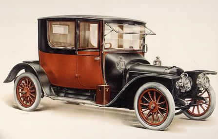Panhard 1914
