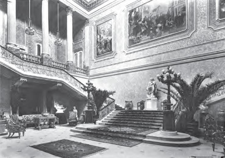Devonshire house london interior