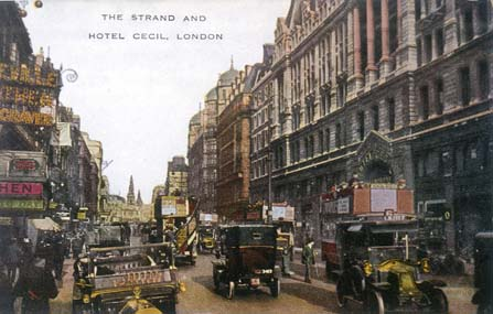 The Strand in 1910