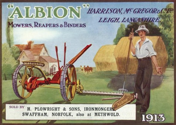 Albion Mower