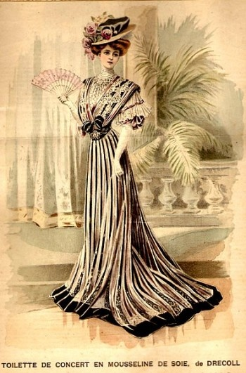 Concert Gown from Drecoll