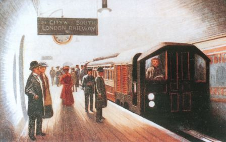 Central London Railway, 1903