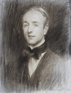 Charles, seventh Marquess of Londonderry, by John Singer Sargent, 1910