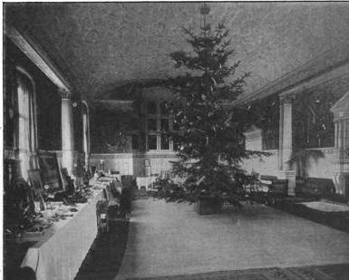 Christmas tree, Sandringham