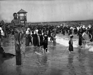 Coney Island Lifeguard 1912