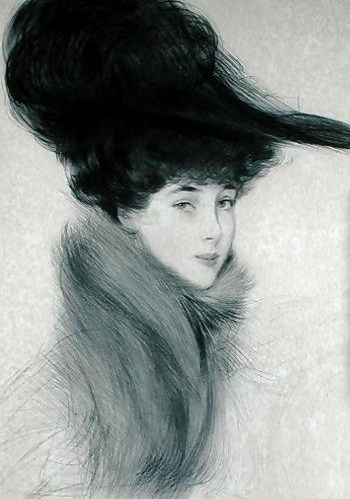 Consuelo Marlborough, Helleu