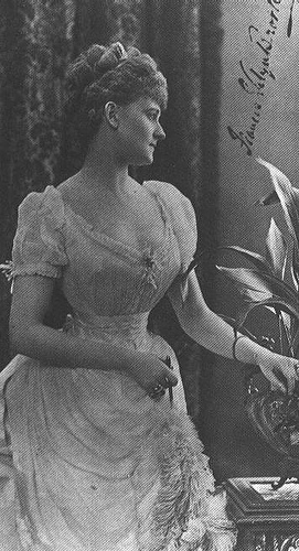 Daisy, Lady Brooke (later Countess of Warwick)