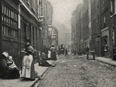 Dorset Street, Spitalfields