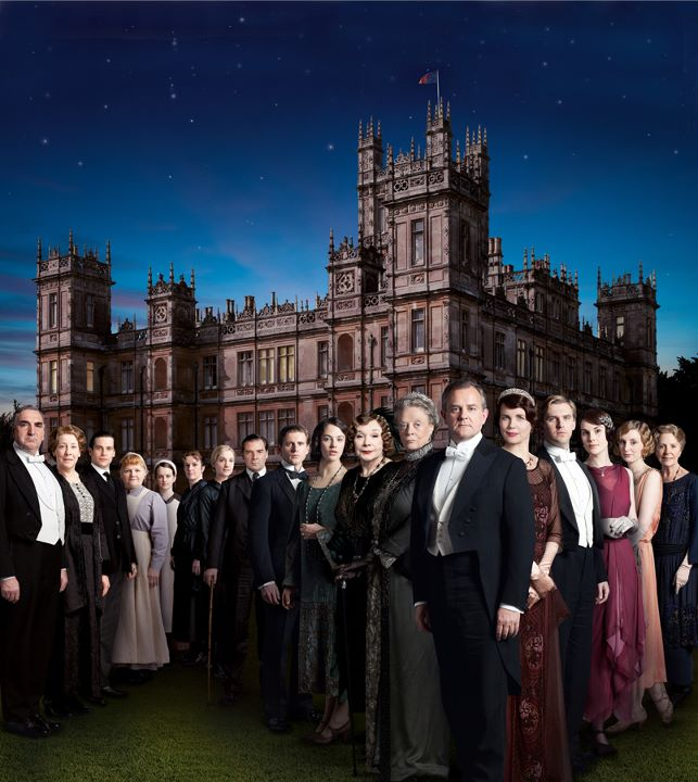 Downton Abbey S3