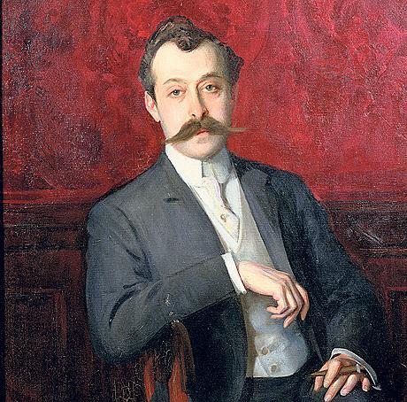 Edwardian Gentleman by Emil Fuchs