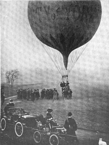 Edwardian ballooning