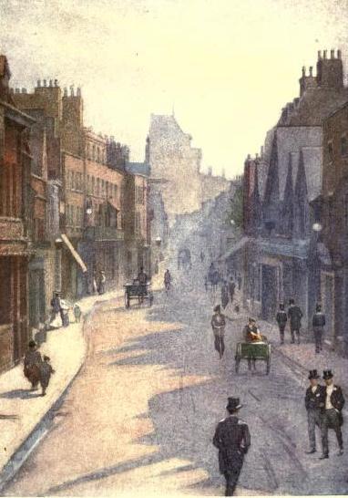 Eton Street, After Twelve