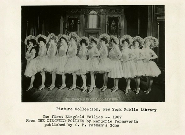 First Ziegfeld Follies (1907)