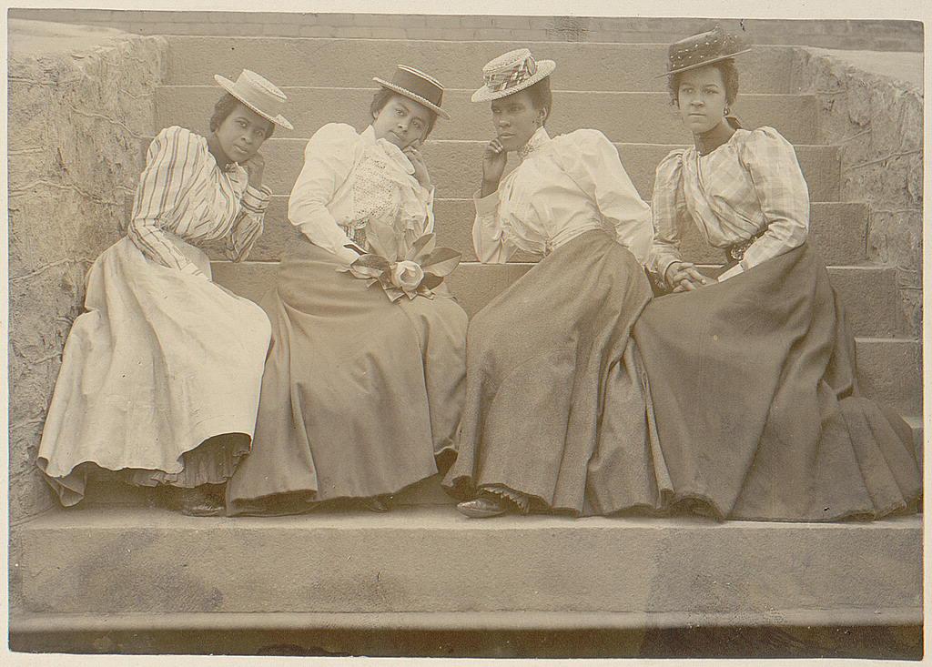 1900 Negro exhibit