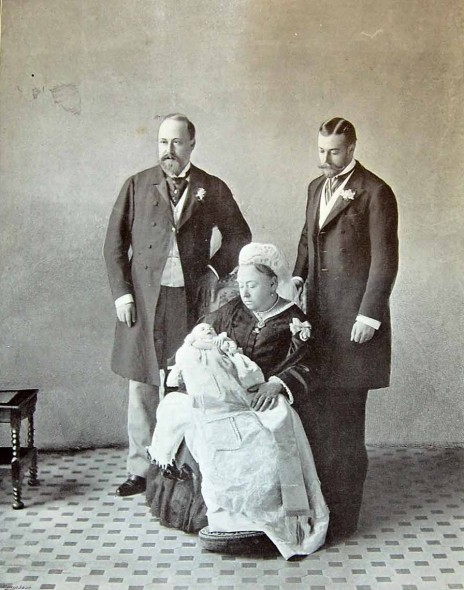 Four Generations, 1896