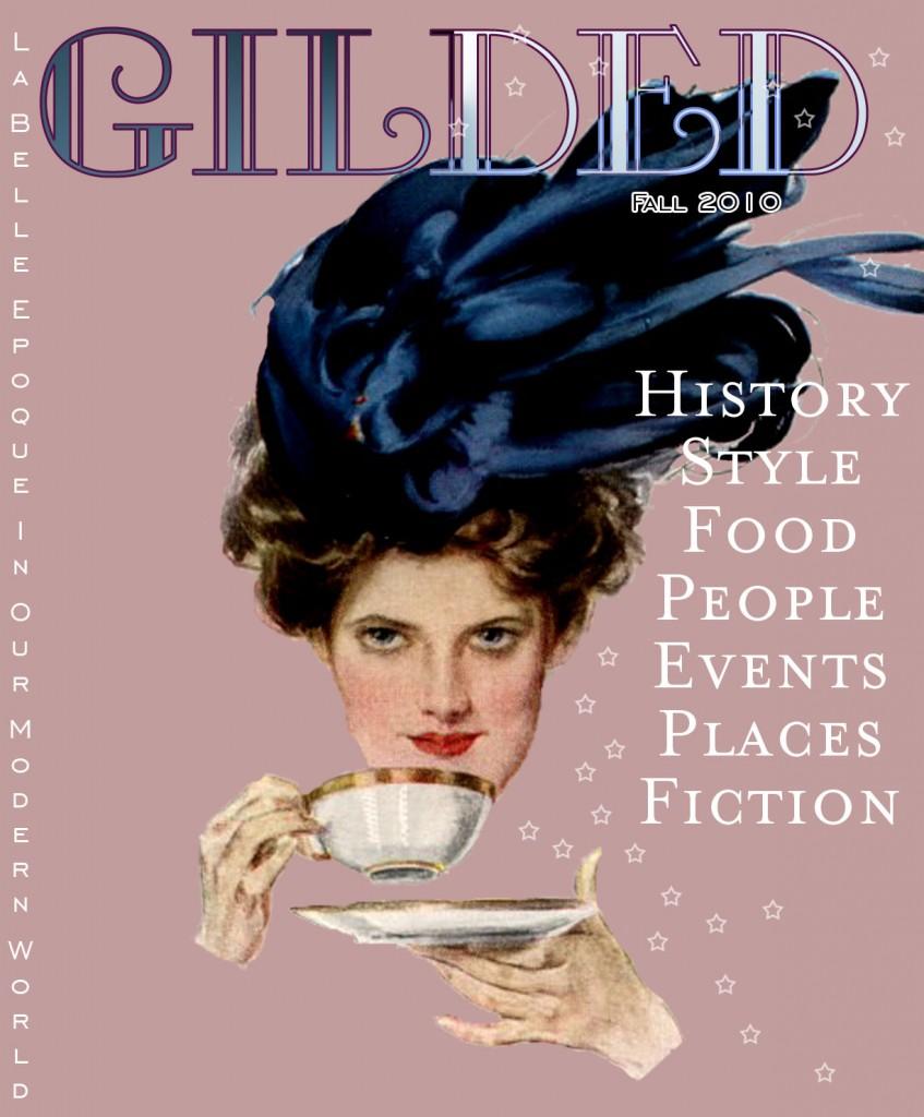 Gilded Magazine, Fall 2010