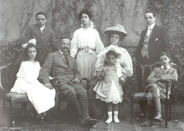 Gould Family