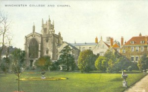 Winchester College and Chapel
