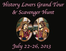 History Lovers Grand Tour & Scavenger Hunt
