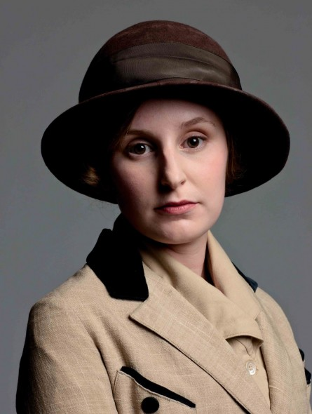 Lady Edith, Land Girl