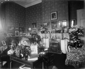 Lady Ranfurly's sitting room