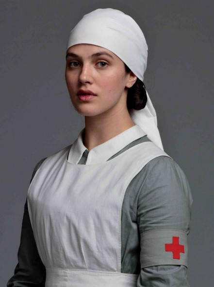 Lady Sybil, Red Cross Nurse