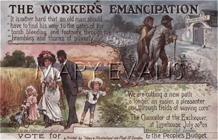 Liberal Election Campaign Card, 1909