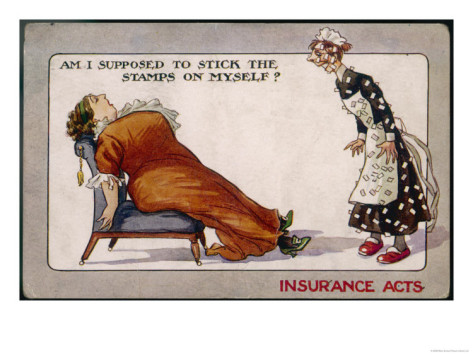 Lloyd George Insurance Act