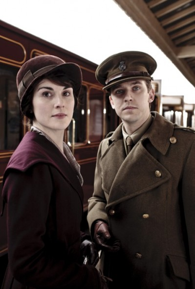 Mary and Matthew (from Downton Online)