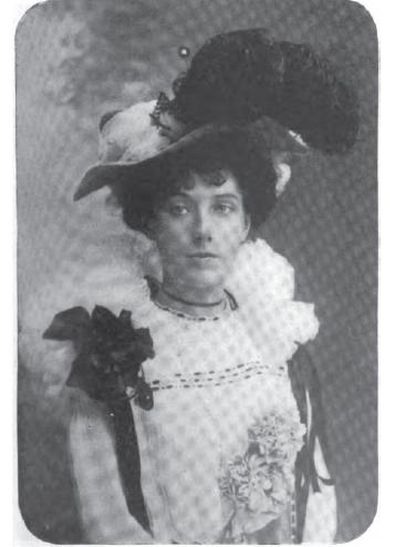 Mrs. Joe Laycock, former Marchioness of Downshire