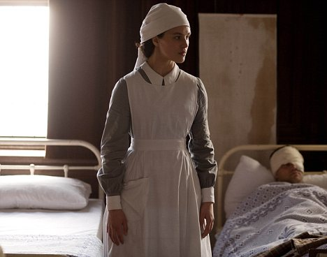 Nurse Sybil Crawley at Downton Abbey