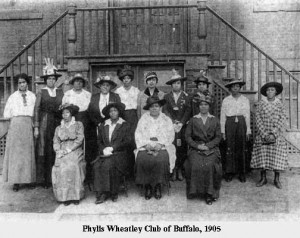 Phyllis Wheatley Club, 1905