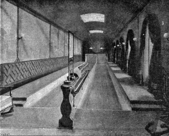 Sandringham bowling alley