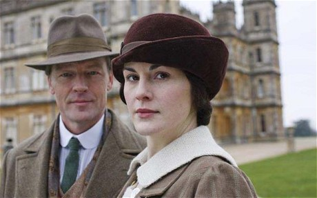 Sir Richard Carlisle and Lady Mary Crawley