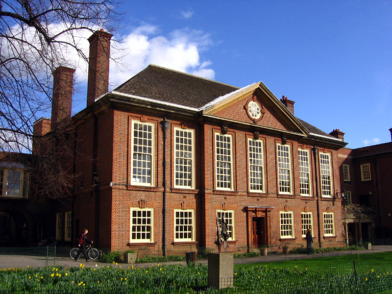 Somerville College, Oxford