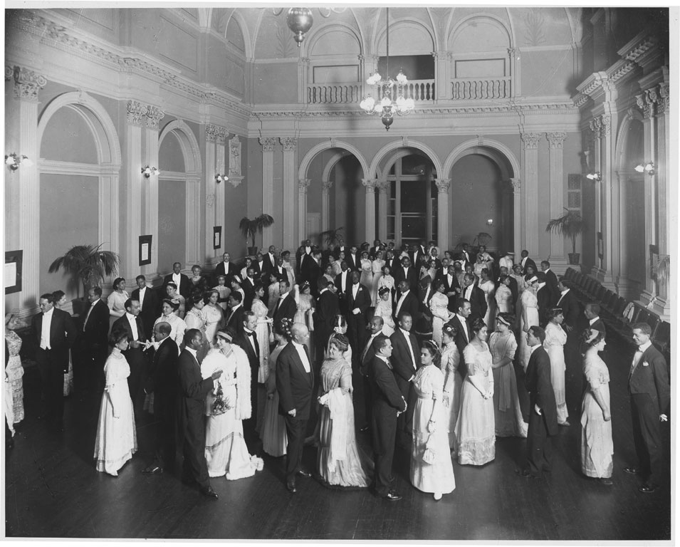 The Mid-Winter Assembly, Baltimore,1912