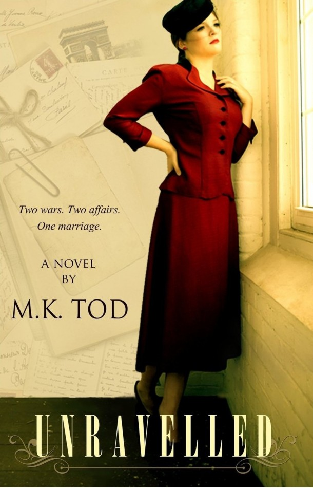 Unravelled by M. K. Tod