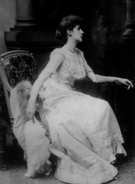Violet Lindsay Manners, Duchess of Rutland