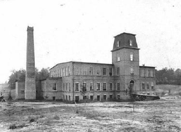 Coleman Mfg Company Building