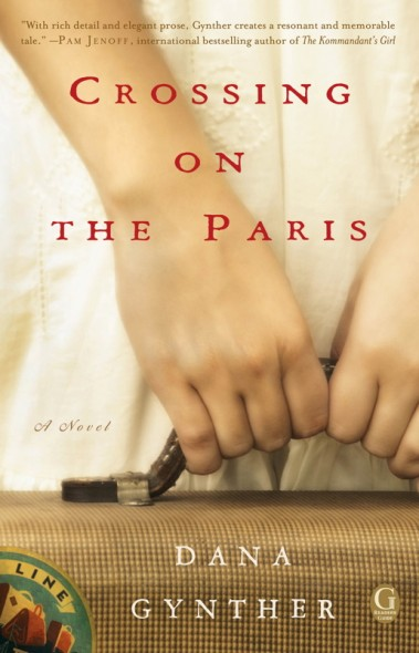 Crossing on the Paris by Dana Gynther