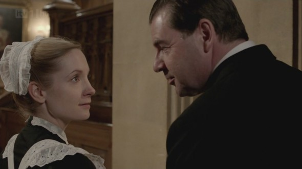 Anna and Bates ©Downton Online