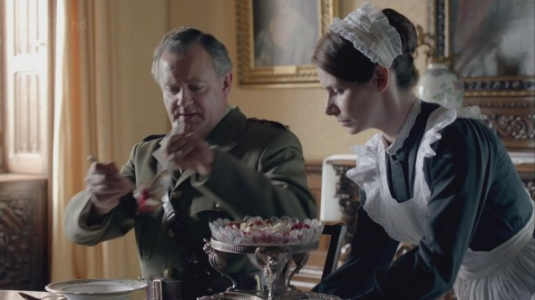 Robert and Jane © Downton Online