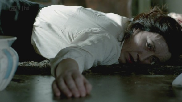 Vera's dead! © Downton Online